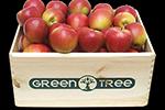 Braeburn Apfel Kiste