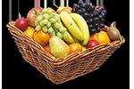 Kleiner Obstkorb