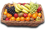 Mitlerer Obstkorb