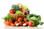 Gemüsekörbe